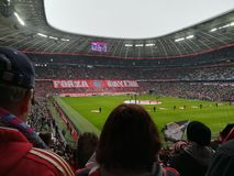 Allianz Arena Lizenzfreies Stockbild