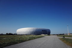 Allianz Arena Royalty Free Stock Photos