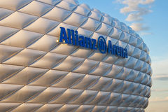 Allianz Arena Stock Photography