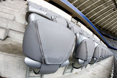 Allianz Arena interior Stock Images