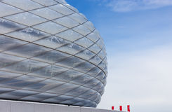 Allianz Arena, Munich, Germany Stock Image