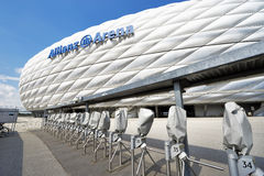 Allianz Arena Stadium Stock Photos