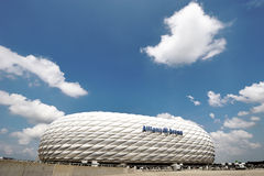 Allianz Arena Stadium Royalty Free Stock Images