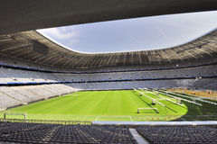 Allianz arenastadion Royaltyfri Foto
