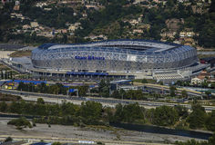 Allianz Riviera in Nice Stock Images