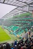 Allianz Stadion i Wien fotografering för bildbyråer