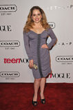 Allie Grant. At the 9th Annual Teen Vogue Young Hollywood Party at Paramount Studios, Hollywood. September 23, 2011  Los Angeles, CA Picture: Paul Smith / Stock Images