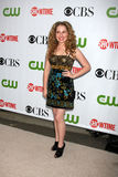 Allie Grant. Arriving at the CBS / Showtime / CW / CBS Television Distribution TCA Stars Party at the Huntington Library in San Marino, CA  on August 3, 2009 Royalty Free Stock Photos