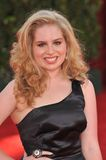 Allie Grant. At the 61st Primetime Emmy Awards at the Nokia Theatre L.A. Live. September 20, 2009  Los Angeles, CA Picture: Paul Smith / Featureflash Stock Photo