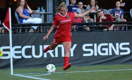 Allie Long Royalty Free Stock Photo