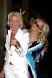 Allie Mills & Jennifer Garis Fotografie Stock