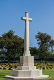 Allied War Cemetery, Kanchanaburi Royalty Free Stock Photos