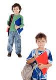 Allievi dei bambini Fotografia Stock Libera da Diritti
