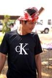 Allievi tailandesi Fotografia Stock Libera da Diritti
