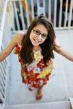 Allievo adolescente Fotografia Stock Libera da Diritti