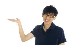 Allievo asiatico Immagini Stock Libere da Diritti