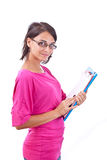 Allievo femminile Fotografia Stock Libera da Diritti