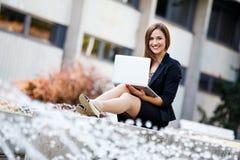 Allievo femminile Fotografia Stock