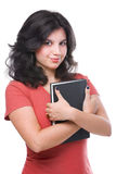 Allievo femminile Immagine Stock Libera da Diritti