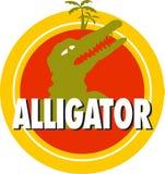 Alligator Stock Illustratie