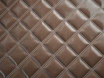 Alligator or crocodile brown Leather Square stitched texture. Alligator or crocodile brown Leather. Square stitched texture or background with bumps. 3d render stock illustration