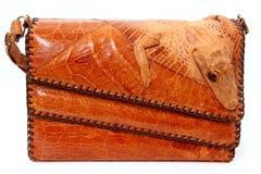 Alligator Purse Royalty Free Stock Image