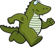 Alligatorbetrieb Lizenzfreie Stockbilder