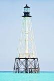 Alligatorriff-Leuchtturm stockfoto