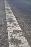 Allinea la strada asfaltata Immagine Stock Libera da Diritti