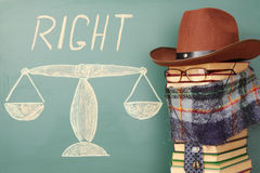 allineare Fotografia Stock Libera da Diritti
