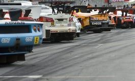 Allineare delle automobili della GT Fotografia Stock