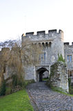 Allington Castle Gatehouse Royalty Free Stock Image