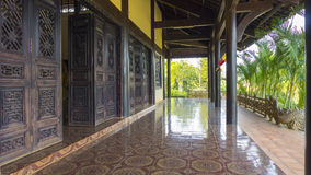 Allini una pagoda Vietnam Immagini Stock Libere da Diritti