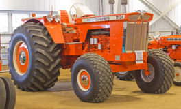 Allis-Chalmers Model D-21 Tractor. The first Allis-Chalmers tractor to have over 100 horsepower manafactured from 1963-1969 Stock Image
