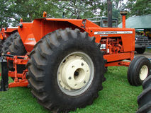 Allis-Chalmers Tractor Royalty Free Stock Photos
