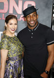 Allison Holker and Stephen Boss Royalty Free Stock Photo