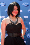 Allison Iraheta Immagine Stock