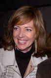 Allison Janney foto de archivo libre de regalías