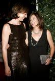 Allison Janney and Jane Kaczmarek. WEST HOLLYWOOD, CALIFORNIA. Friday August 25, 2006. Allison Janney and Jane Kaczmarek attend the 58th Annual Primetime Emmy Stock Photo
