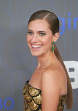 Allison Williams Fotografie Stock