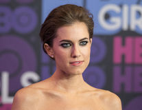 Allison Williams Arkivfoto