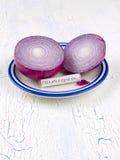 Allium cepa homeopathic medicine Royalty Free Stock Images