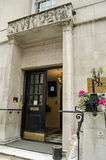 Allmän medicinsk rådingång, London Arkivfoton