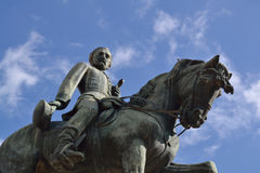 Allmän Prim monument Royaltyfria Foton