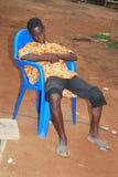 Allmän trötthet royaltyfri bild
