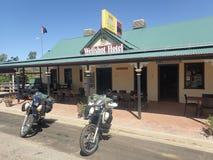 Allmänt lager, Ilfracombe, Queensland Royaltyfri Bild