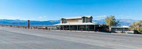 Allmänt lager på Deathet Valley Arkivbilder