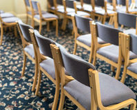 Allocation des places de conférence Image libre de droits