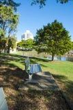 Allocation des places de parc et de public Photos libres de droits