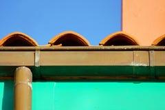 Alloggi con i colori 4 Fotografie Stock Libere da Diritti
